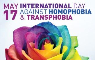 International Day Against Homophobia & Transphobia 2019